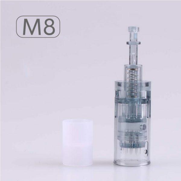 dr pen m8 16 pin needle cartridges derma pen dermapen microneedling uk